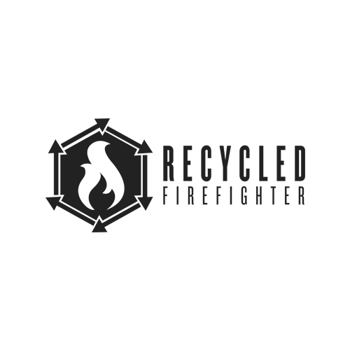 Recycled Firefighter