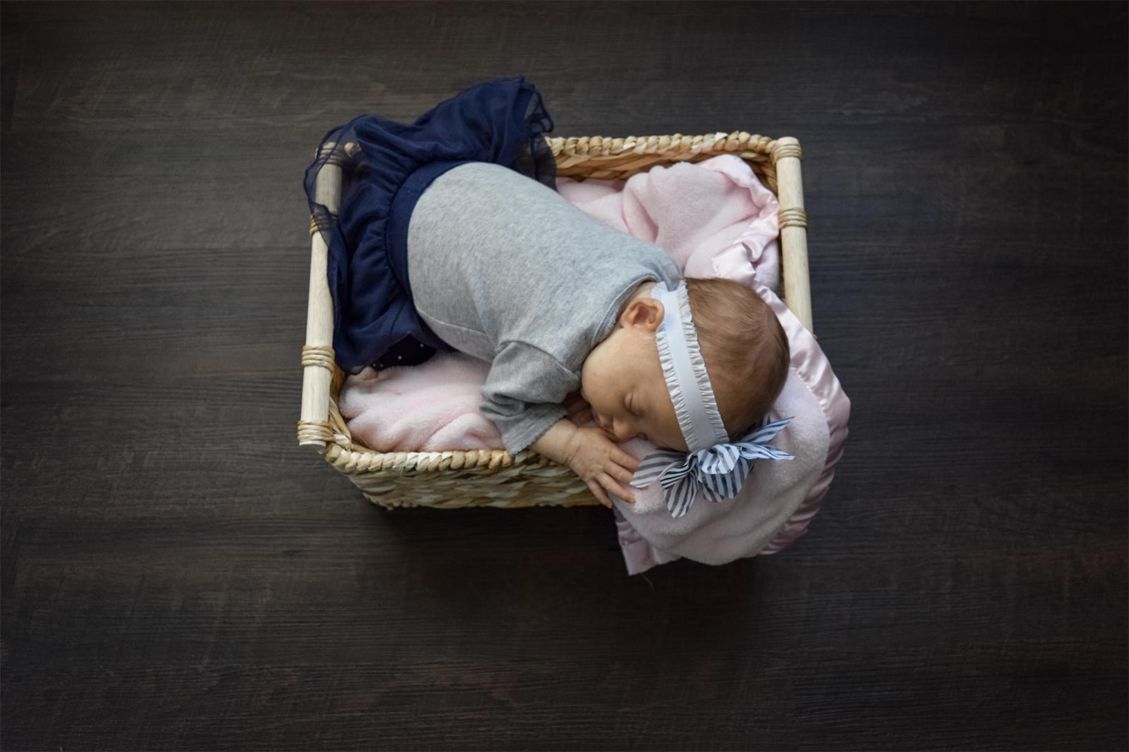 April Newborn Shoot