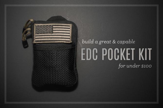 Build an EDC Kit for Under $100