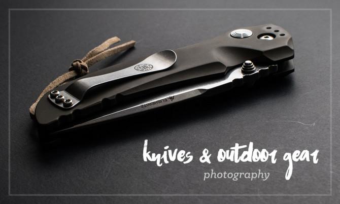 Knife Photography