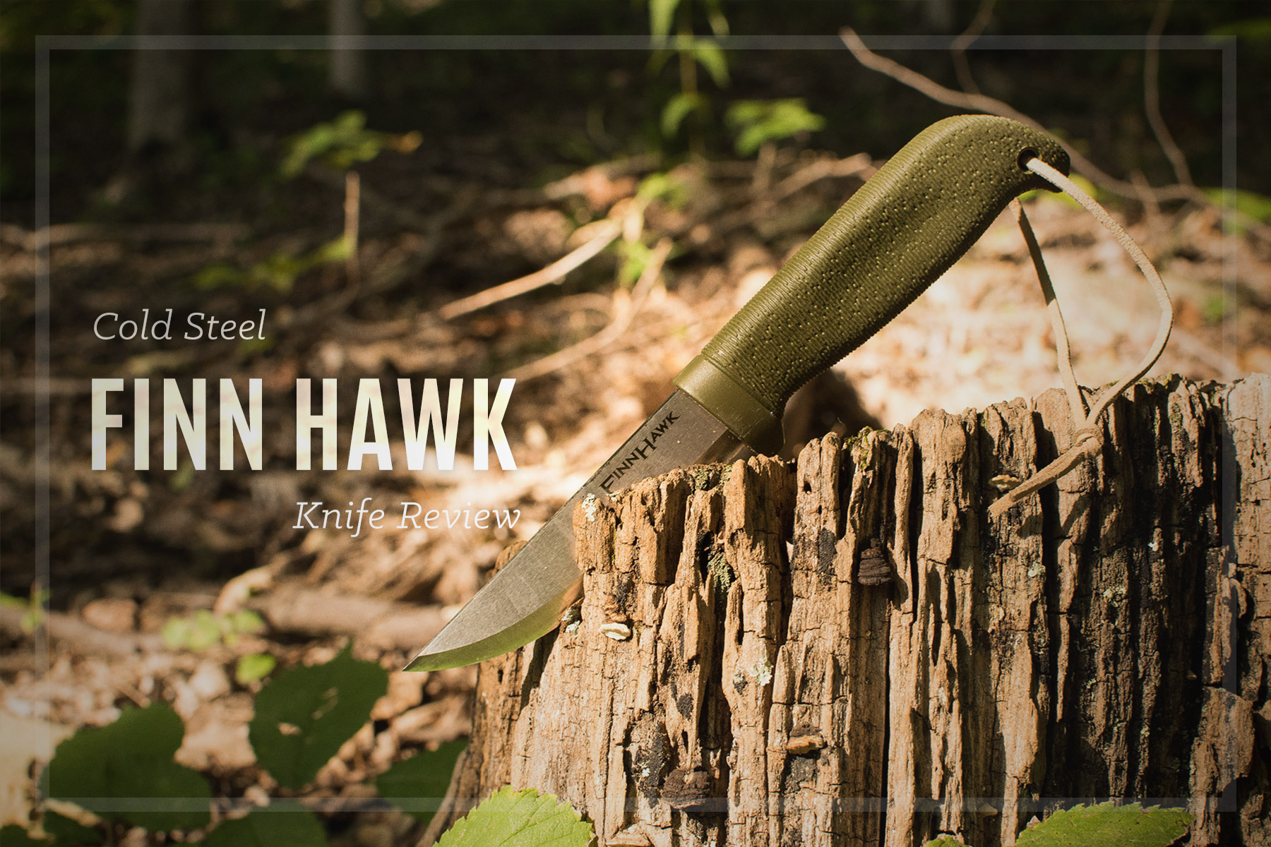 Cold Steel Finn Hawk Review