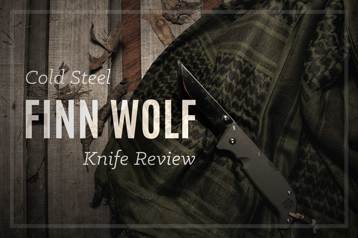 Cold Steel Finn Wolf Review