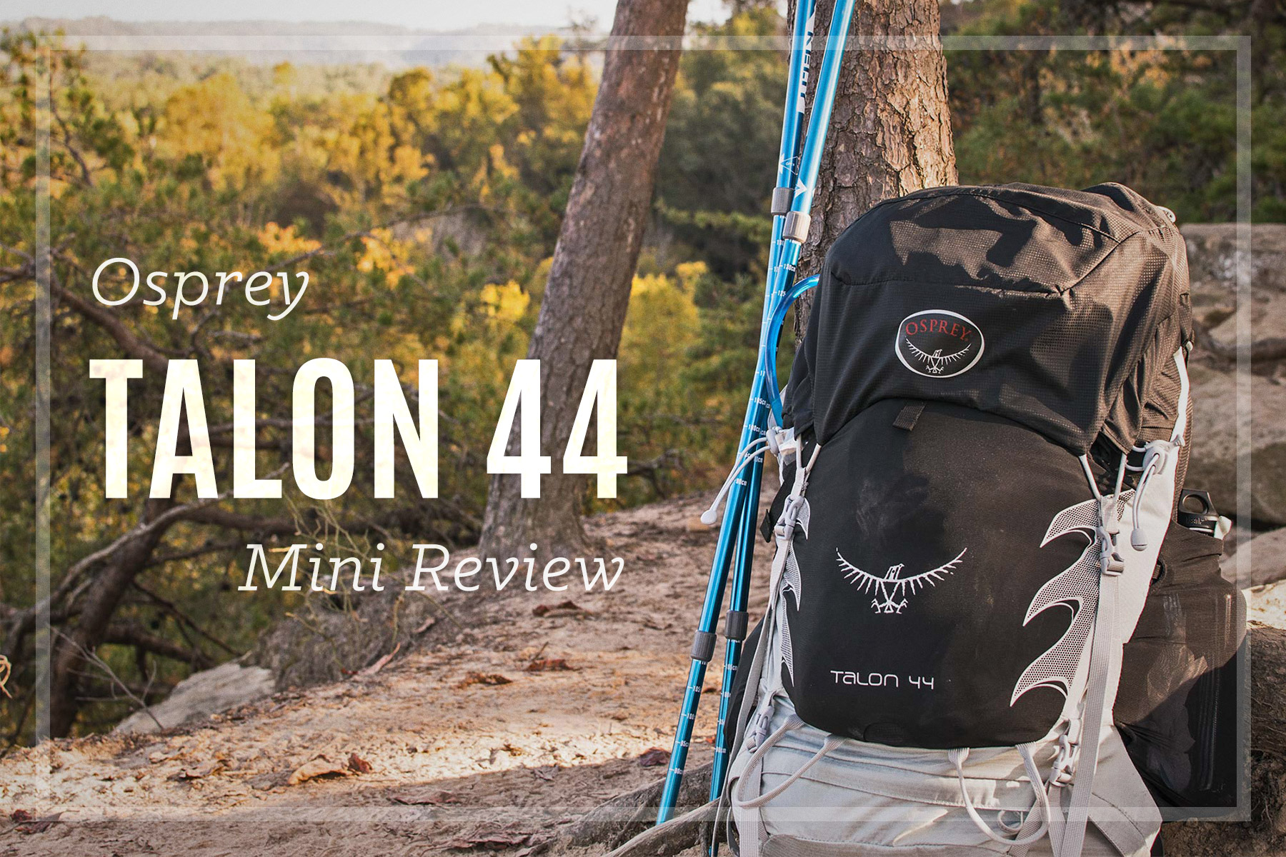Osprey Talon 44 Review