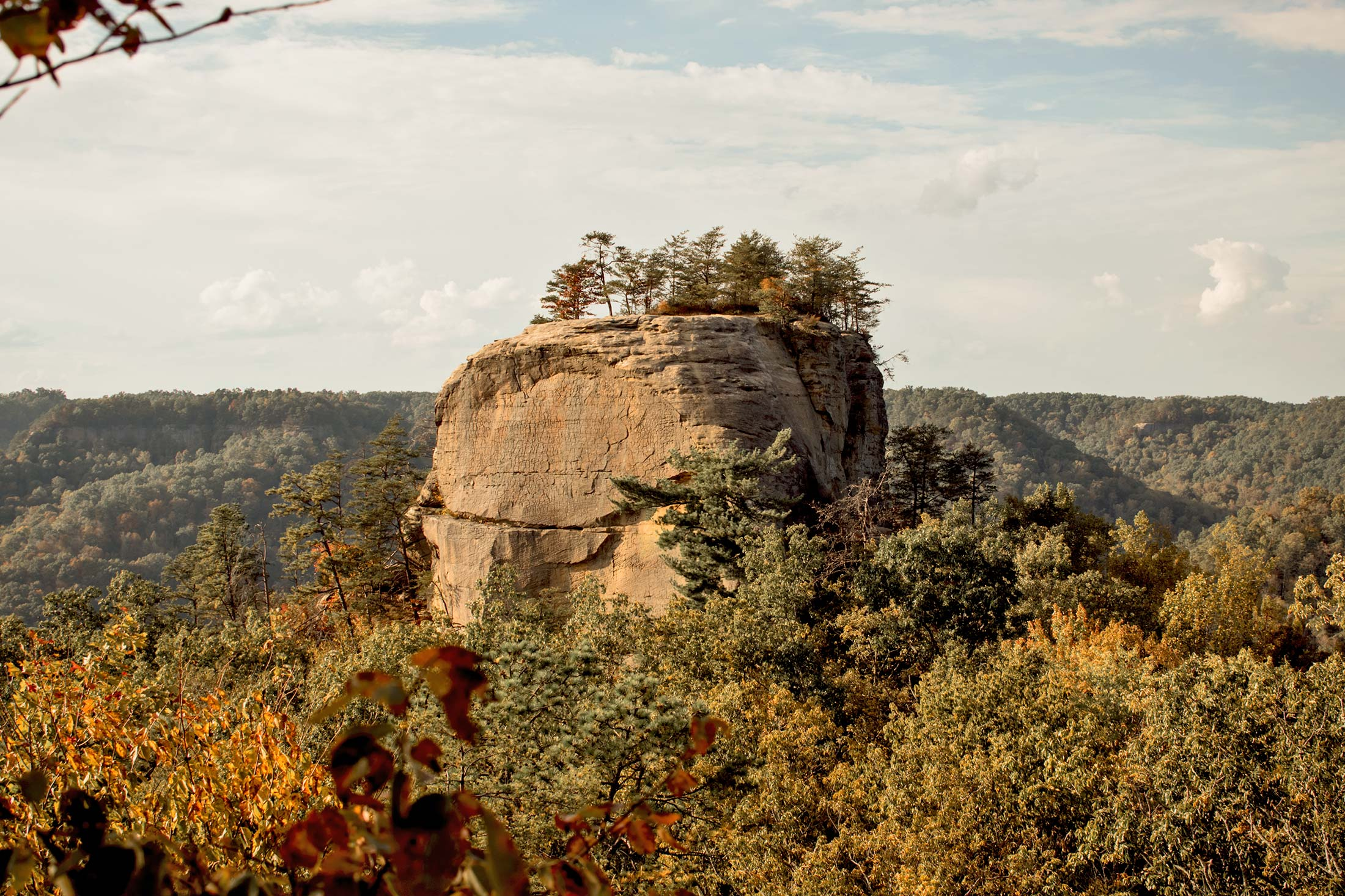 Red River Gorge Hiking