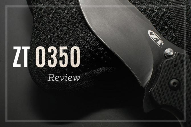 Zero Tolerance 0350 Review