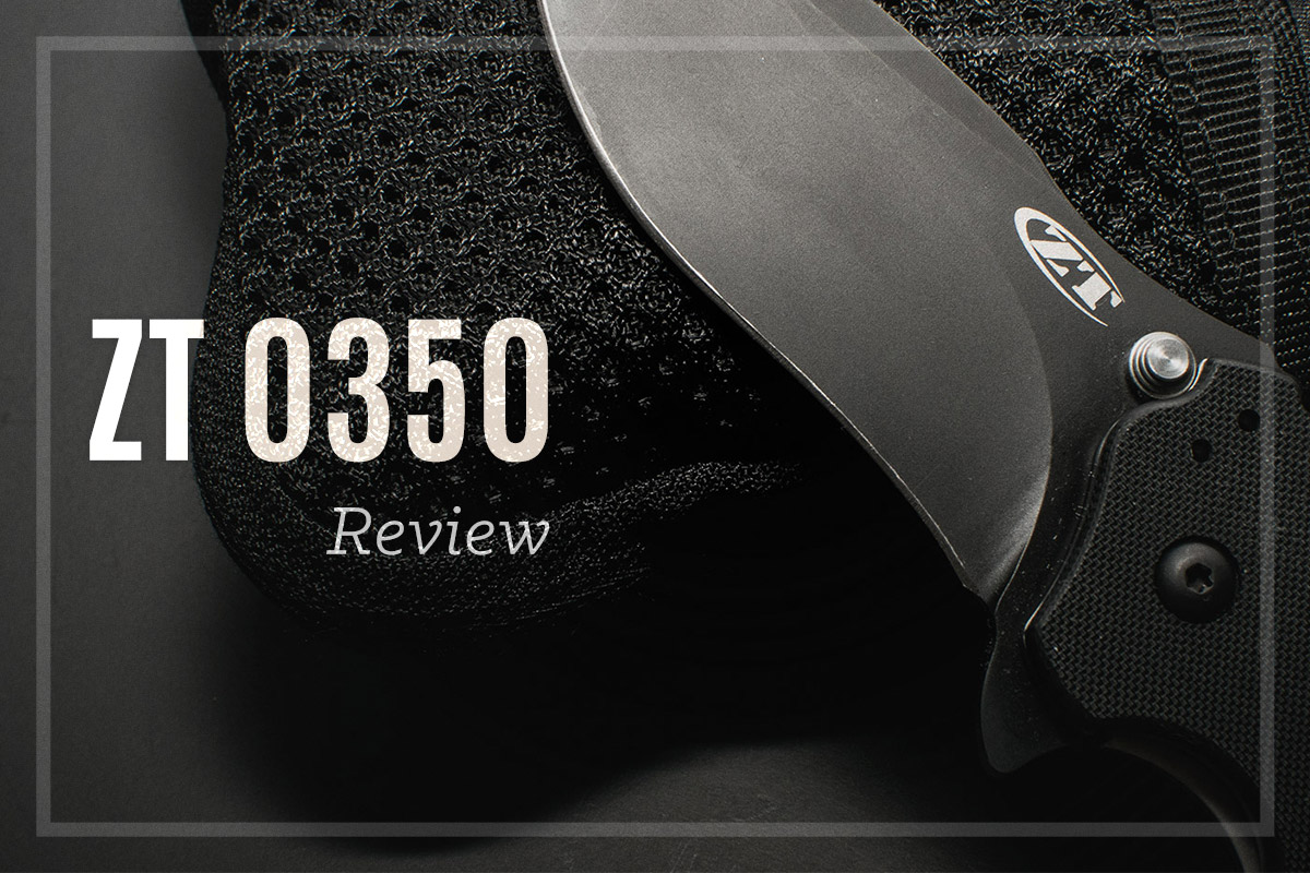Zero Tolerance 0350 Review