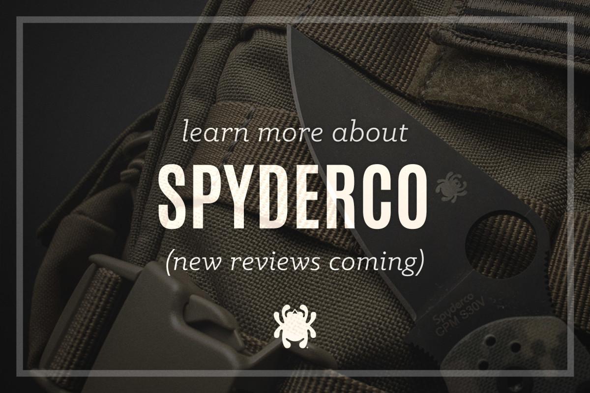 Spyderco Company History