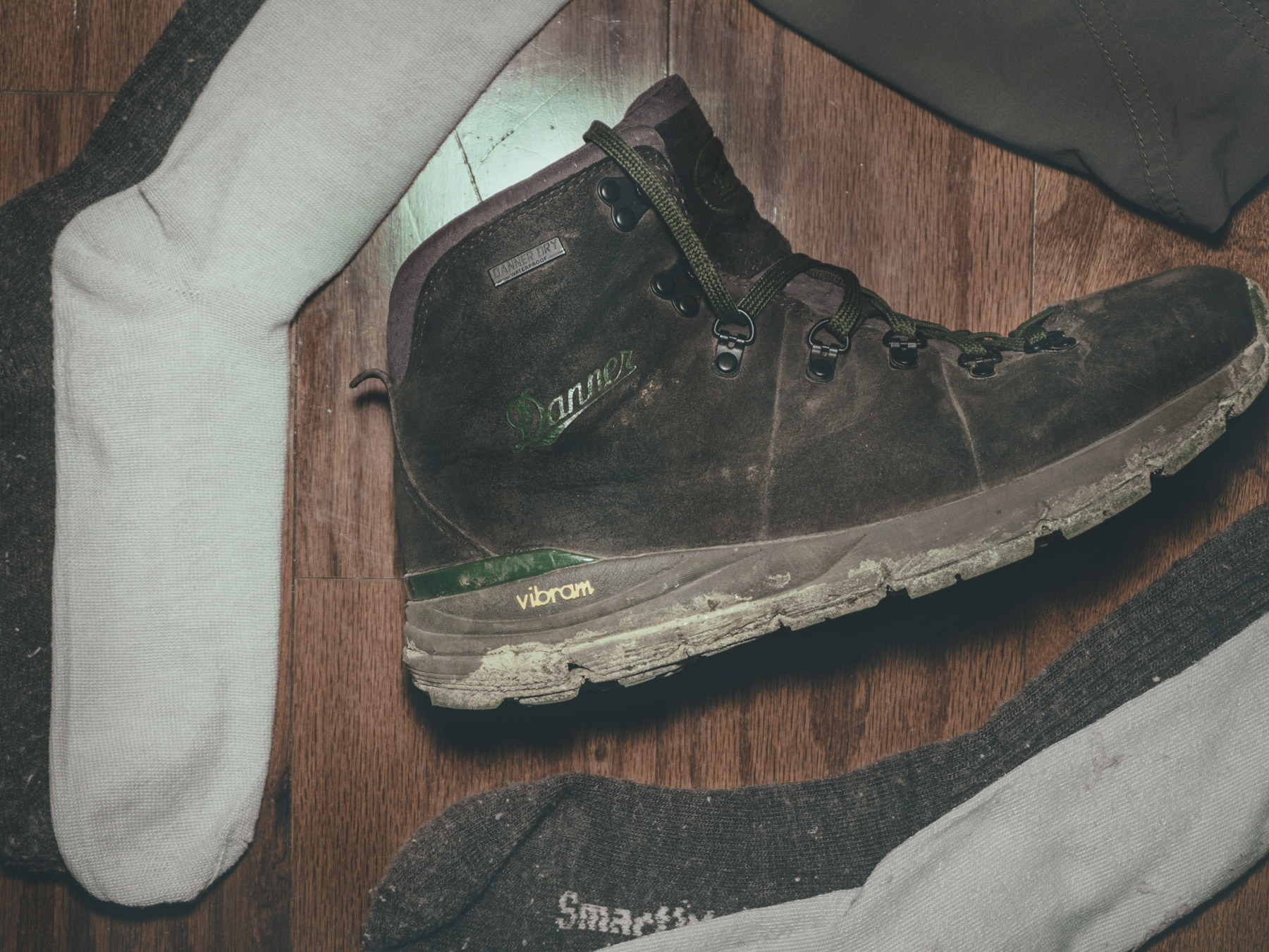 Danner Hiking Boots 2017