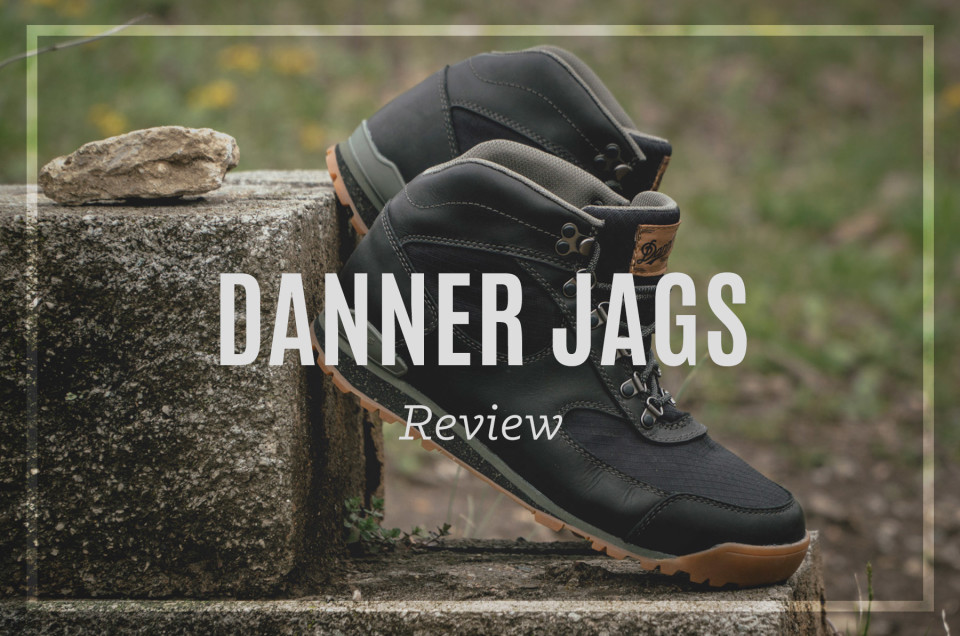Danner Jags Review