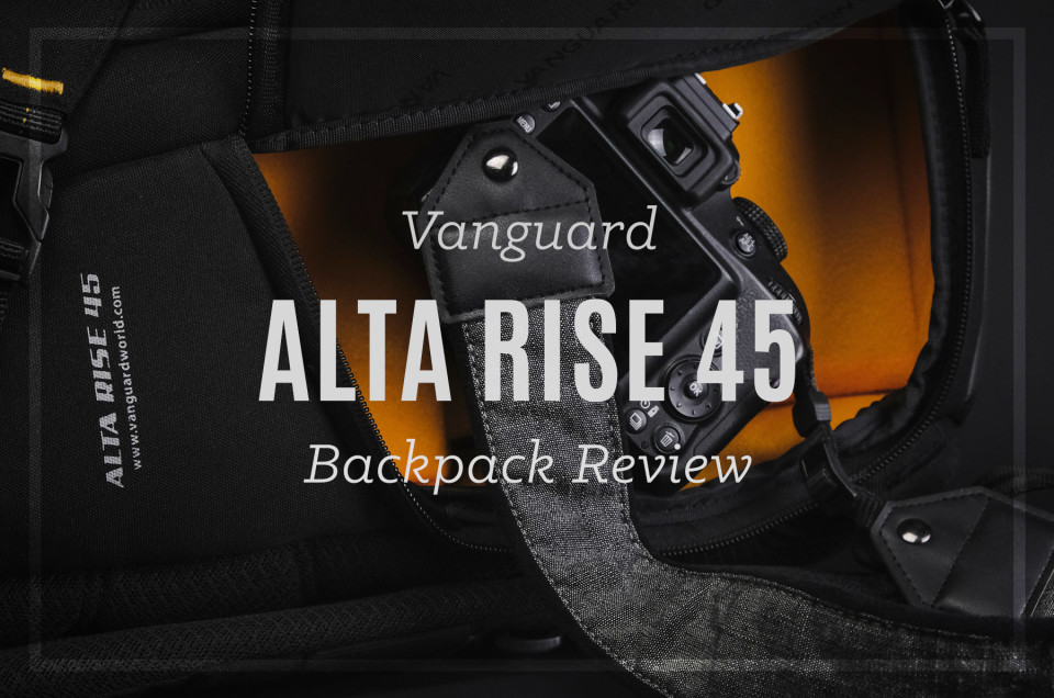 Vanguard Alta Rise 45 Review