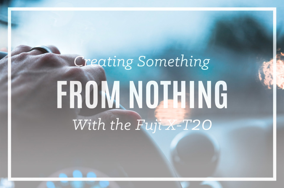 Creating Something From Nothing