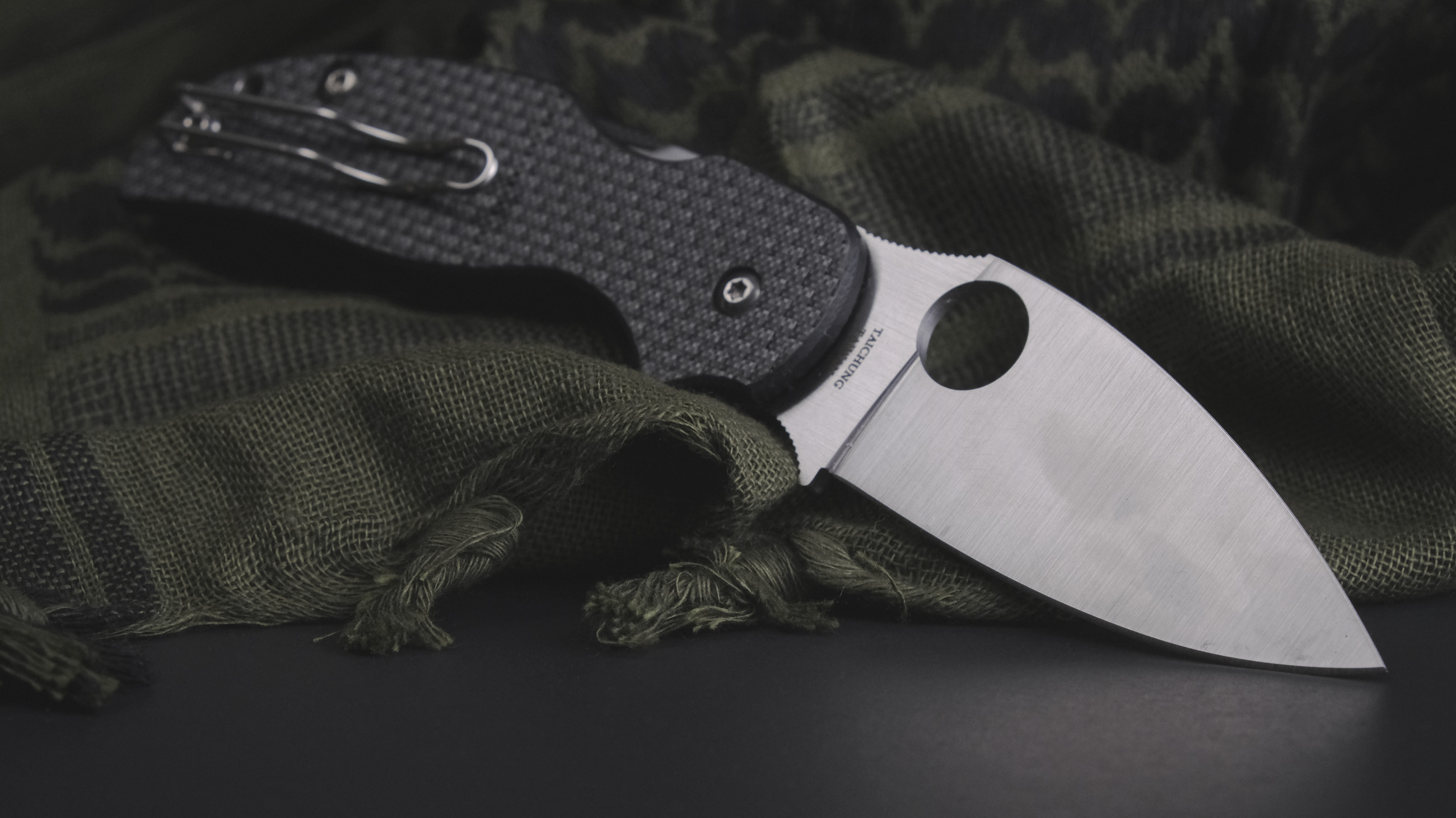 Spyderco Sage 5 Review