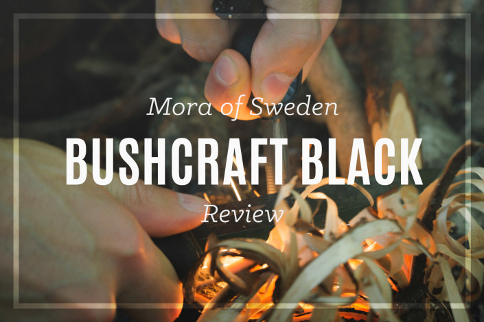 Mora Bushcraft Black Review (Part 2)