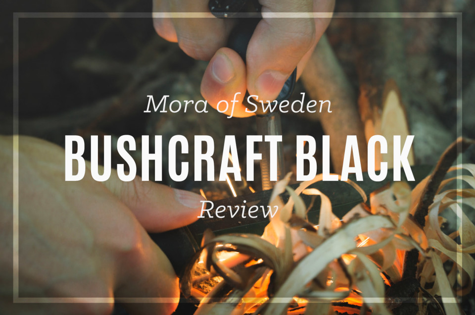 Mora Bushcraft Black Review (Part 2)