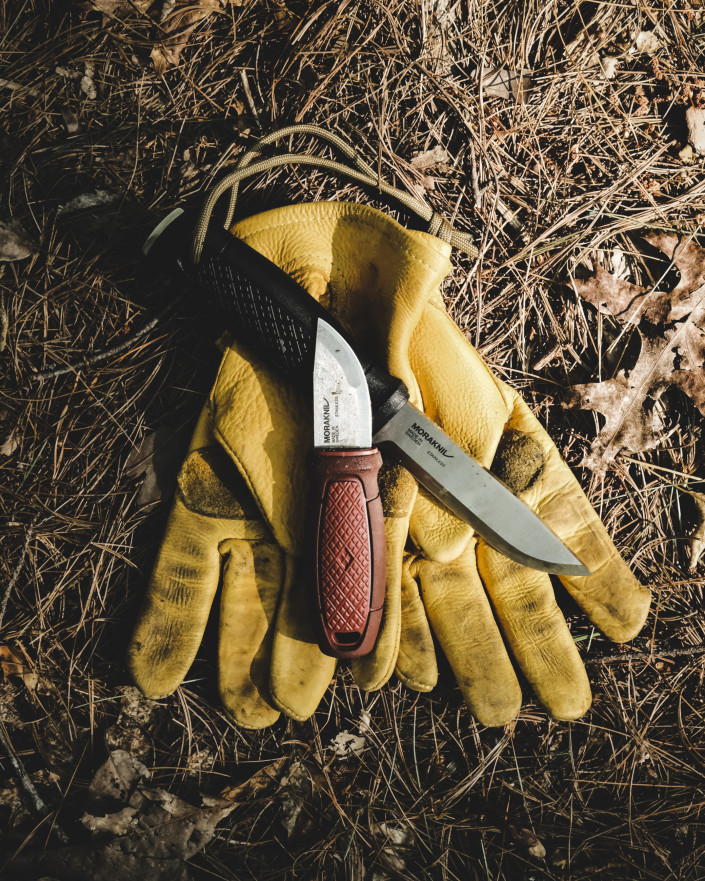 Mora Eldris and Garberg Knives