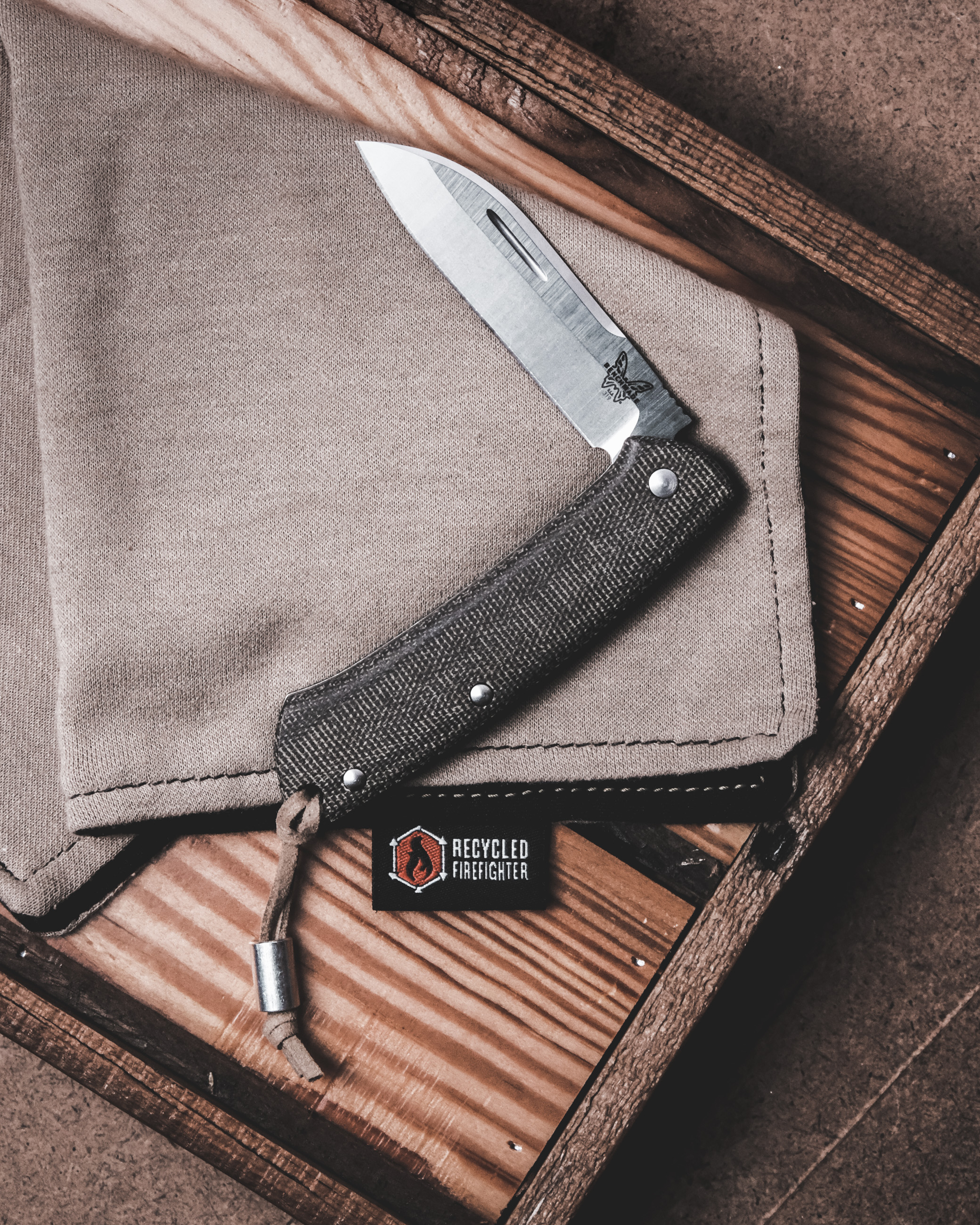 National Knife Day With My Benchmade Proper Anthony Awaken
