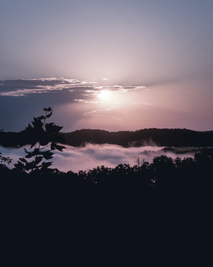 Sunrise Landscape Photography