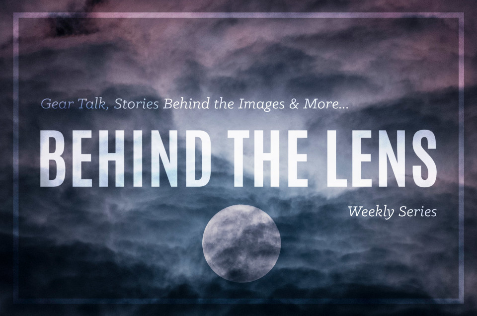 Behind the Lens - Week of 10.09.17