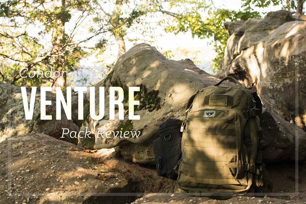 Condor Venture Pack Review