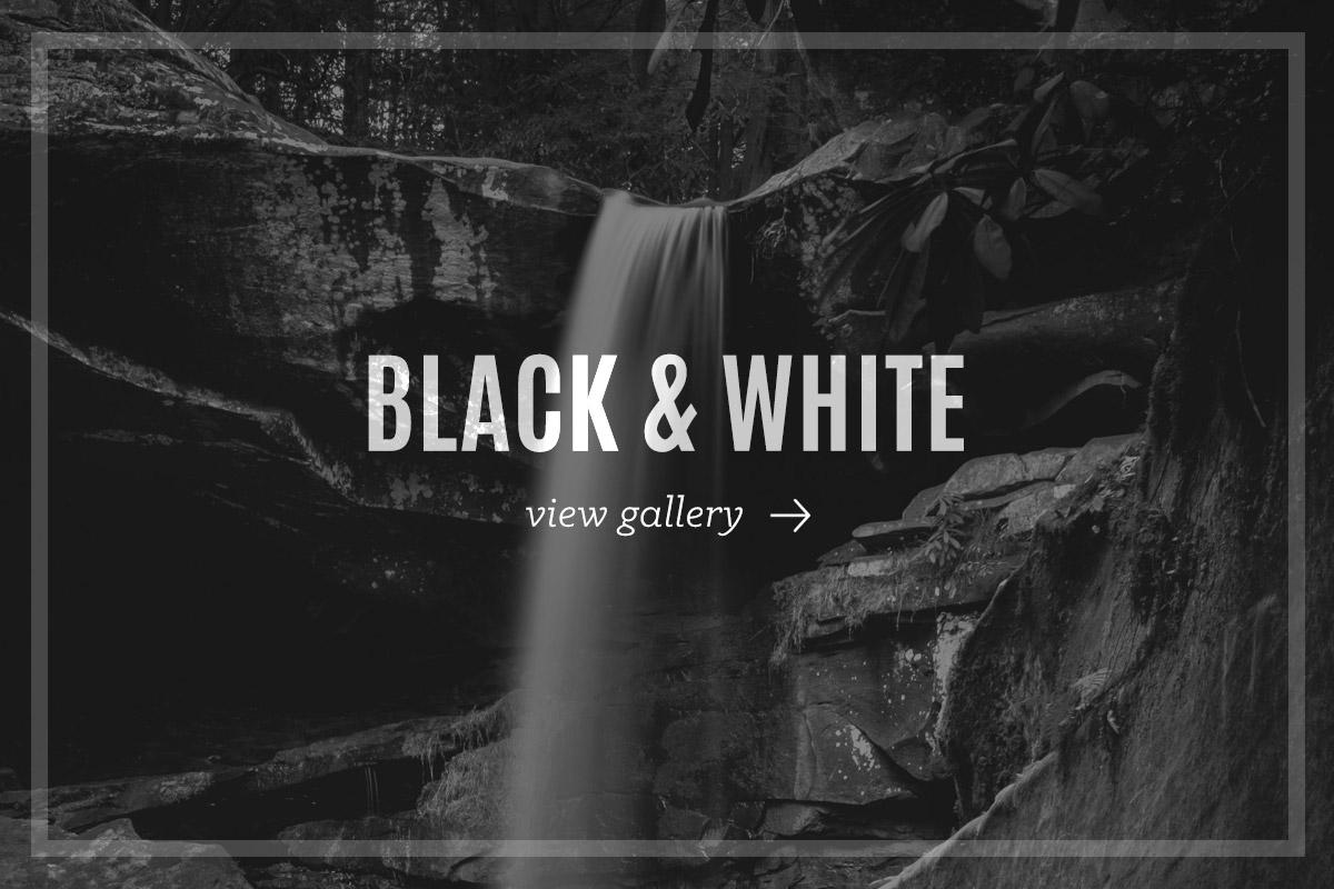 Black and White Photography Fujifilm