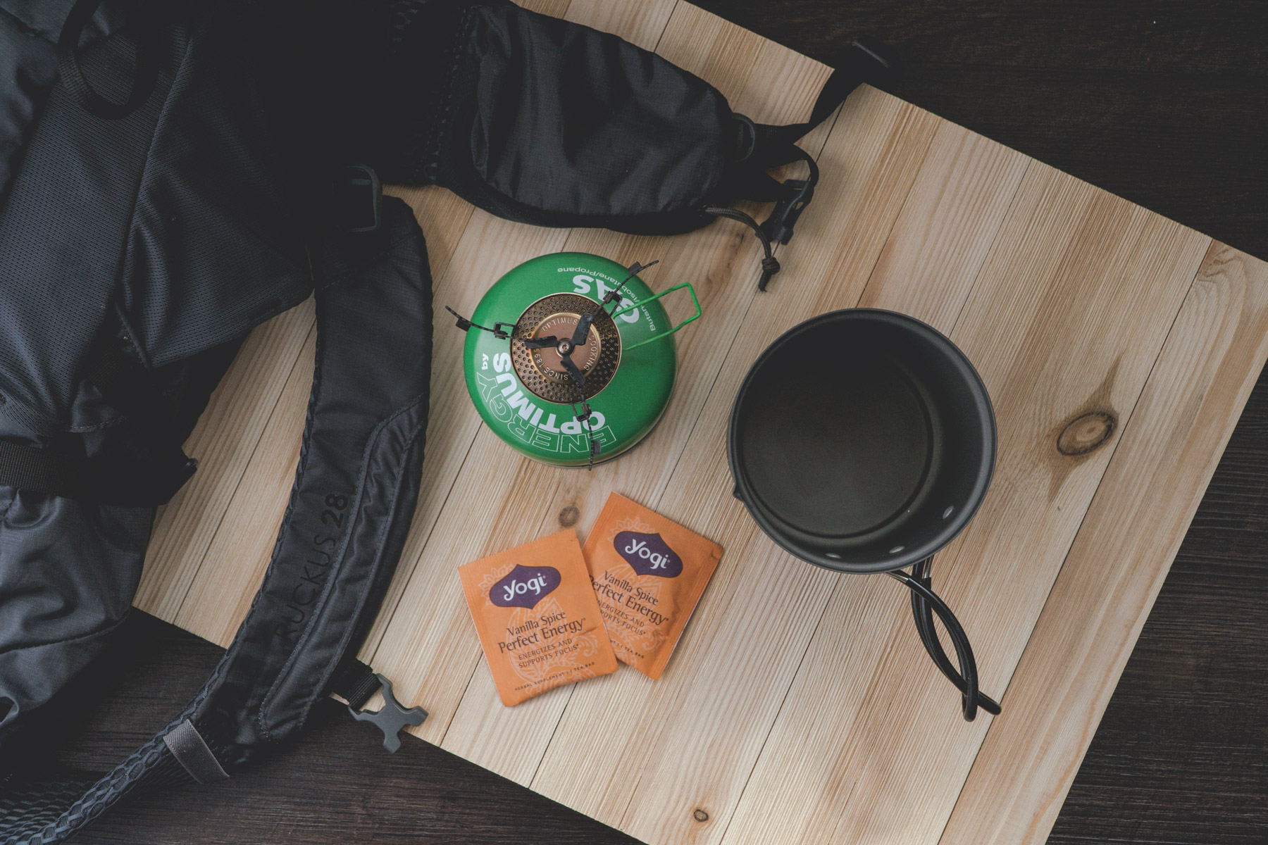 Camp Cooking Gear