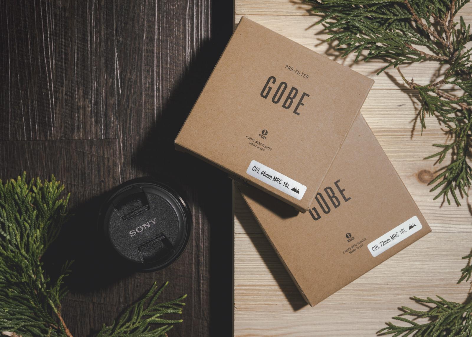Gobe Camera Filteres