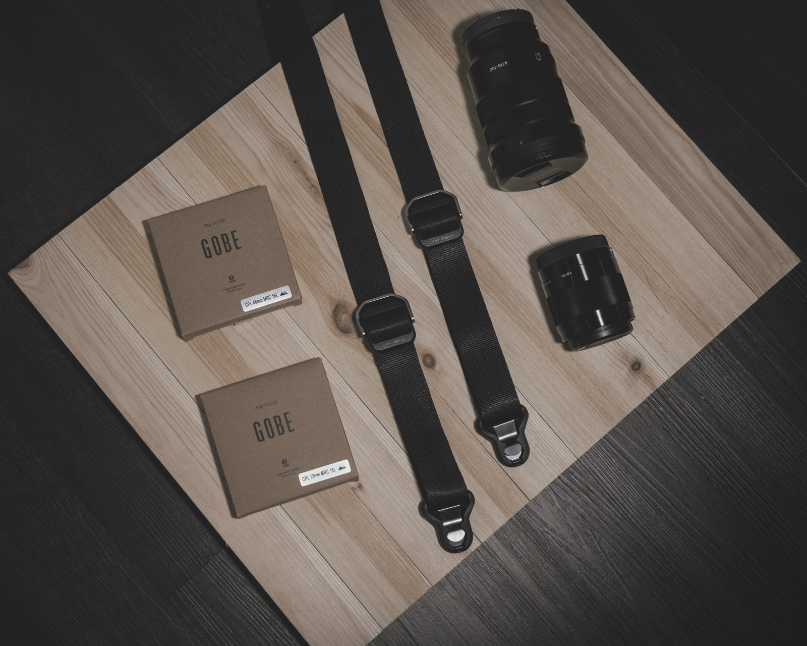 Sony Camera Gear