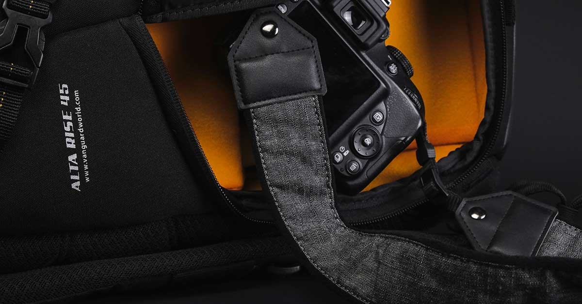 Vanguard Alta Rise 45 Review • Camera Day Pack Excellence!