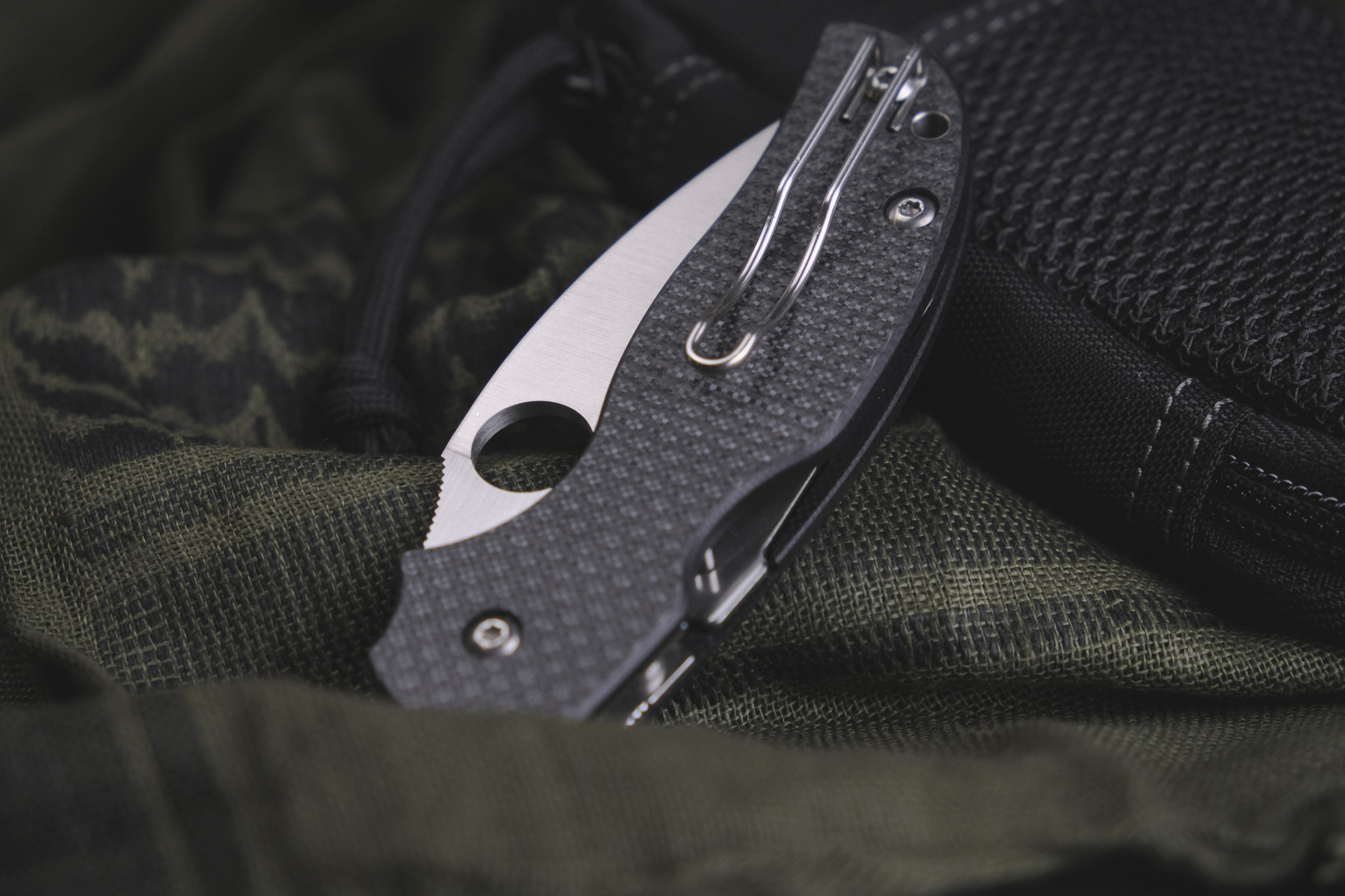 Spyderco Sage 5 Review • Is this the BEST EDC KNIFE?