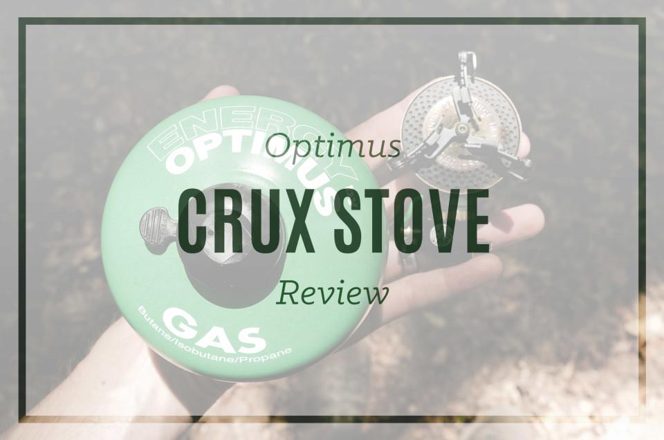 Optimus Crux Stove Review