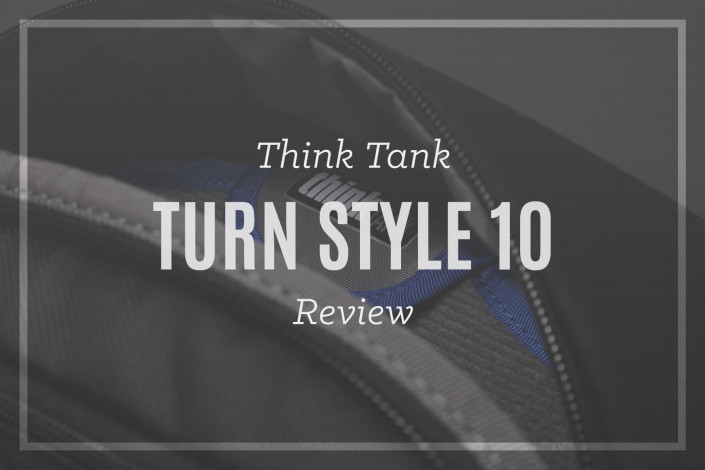 Think Tank Turnstyle 10 V2.0 Review