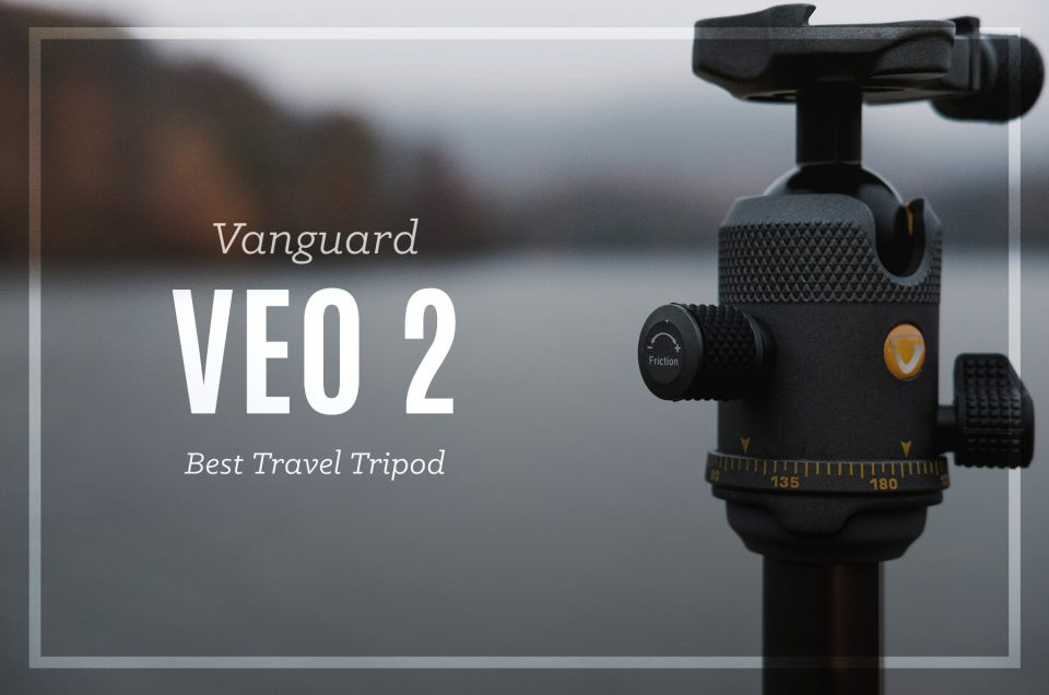 Vanguard VEO 2 Review | Best Travel Tripod