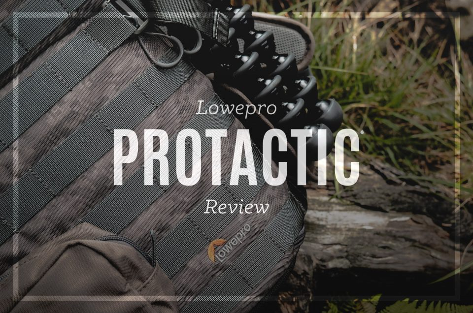 Lowepro ProTactic 450 Review
