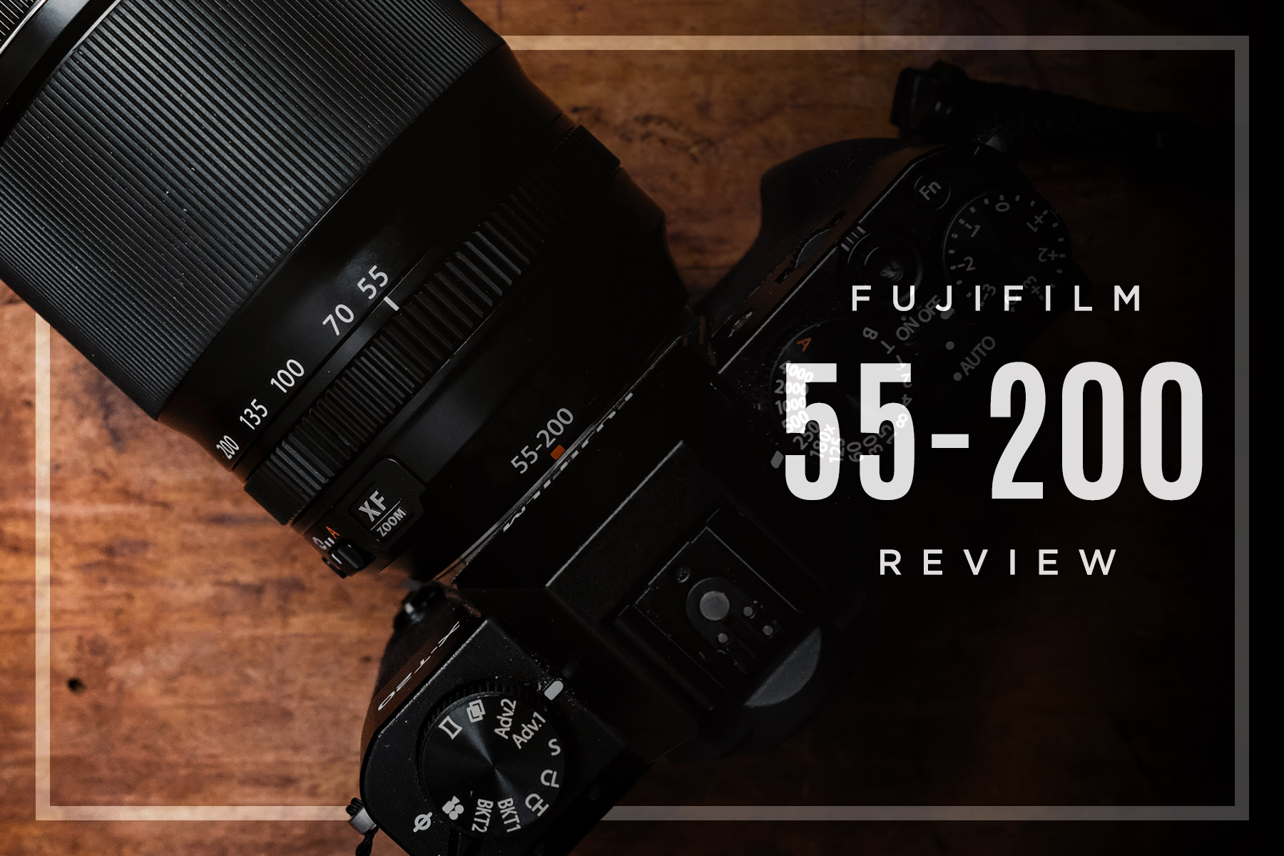 Fujifilm 55-200 Review • 1 Year of Testing as my main